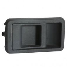 Kapı iç açma kolu  R. 9 - 11 - Siyah