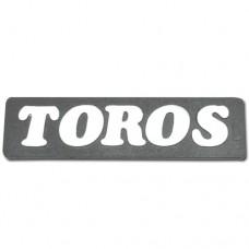 Arka yazı (TOROS )
