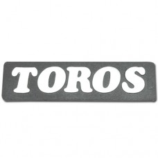 Arka yazı (TOROS ) bantlı