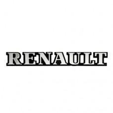 Arka yazı  (RENAULT ) yeni model